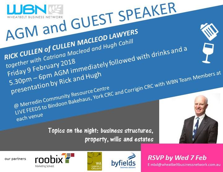 Image: 'SMALL BUSINESS LEGALS' with Cullen MacLeod Lawyers