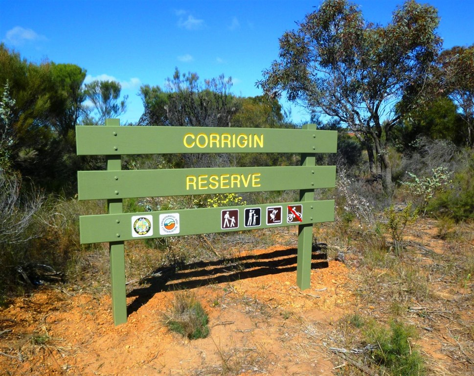 Corrigin Nature Reserve