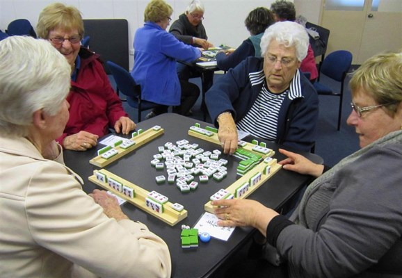 Corrigin CRC Events - Adult Learners Week 2016 - Mahjong for Beginners