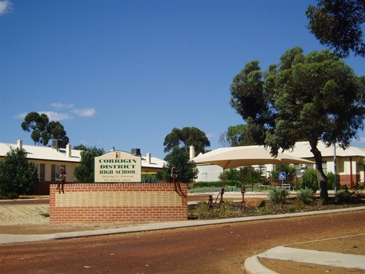 Facilities & Services - Corrigin District High School