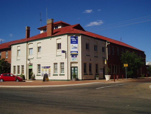 Facilities & Services - Corrigin Hotel