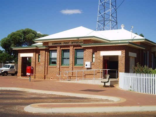 Facilities & Services - Corrigin Post Office