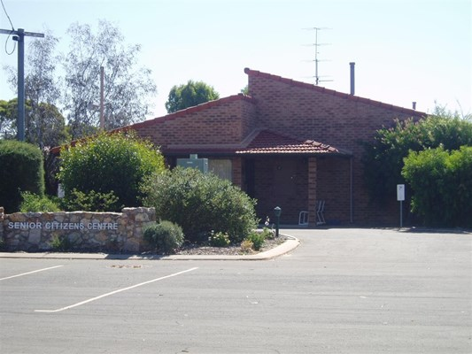 Facilities & Services - Corrigin Senior Citizens Centre
