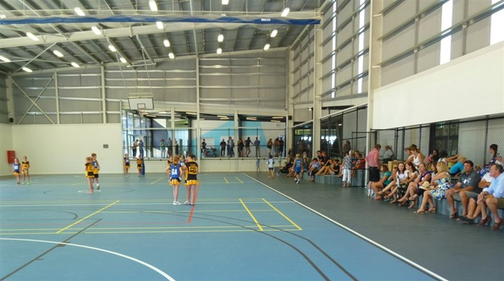Sports & Recreation - CREC Indoor Court