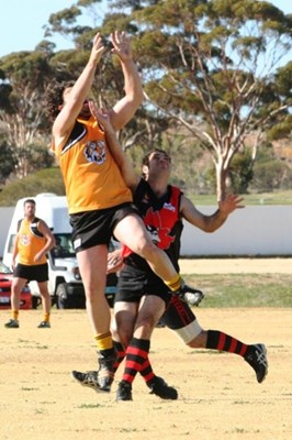 Sports & Recreation - Corrigin Football Club