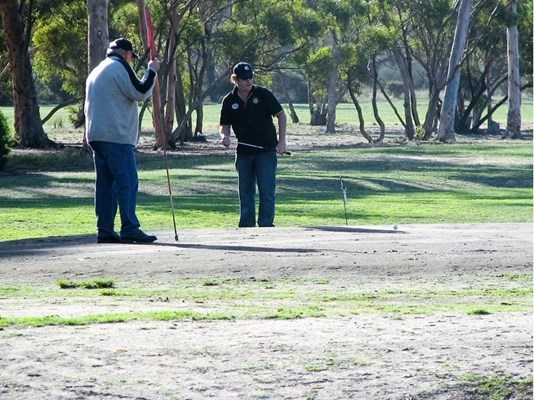 Sports & Recreation - Corrigin Golf Course