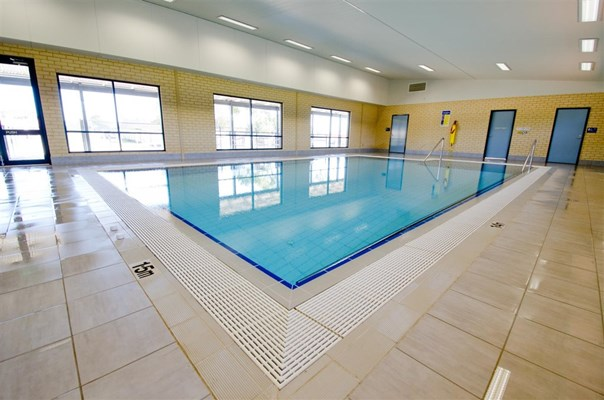 Sports & Recreation - Corrigin Hydrotherapy Pool