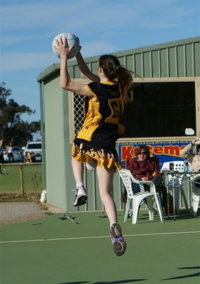 Sports & Recreation - Corrigin Netball Club