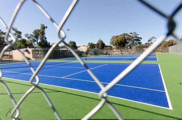 Sports & Recreation - Corrigin Tennis Club