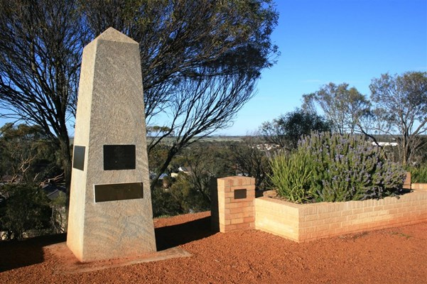 Attractions - RSL Memorial Lookout
