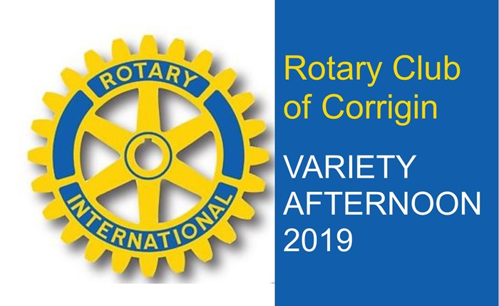 ROTARY CLUB VARIETY AFTERNOON 2019