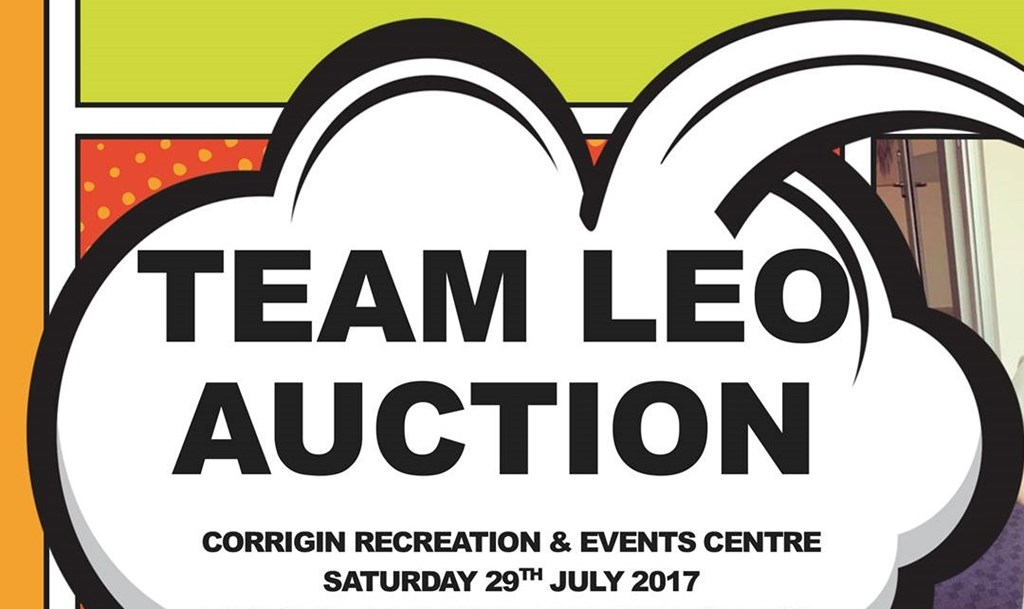 Team Leo Auction