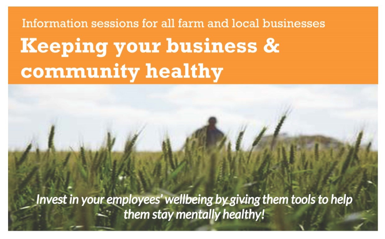 Image: Keep Your Business & Community Healthy WORKSHOP
